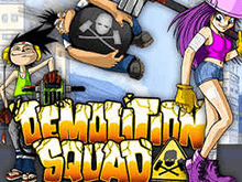 Автомат Demolition Squad с бонусами