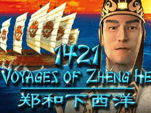 Онлайн-слот 1421 Voyages Of Zheng He
